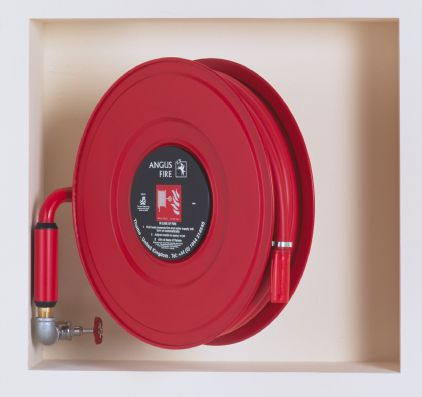 how to build a fire hose reel
